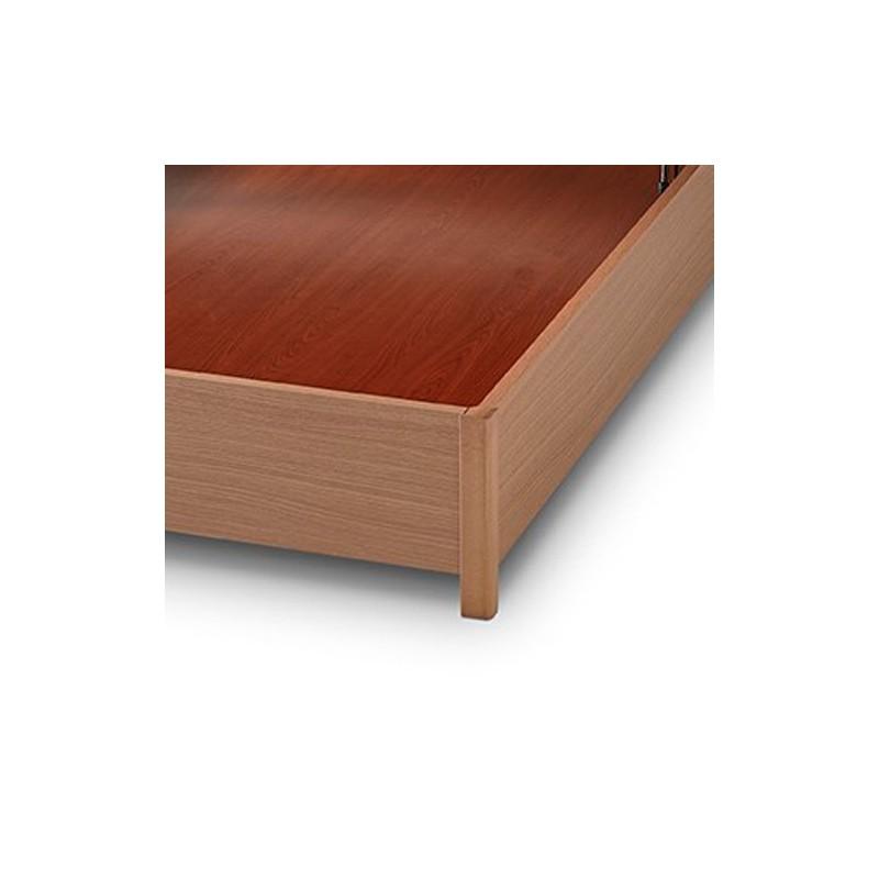 Canapé madera Monet detalle pata