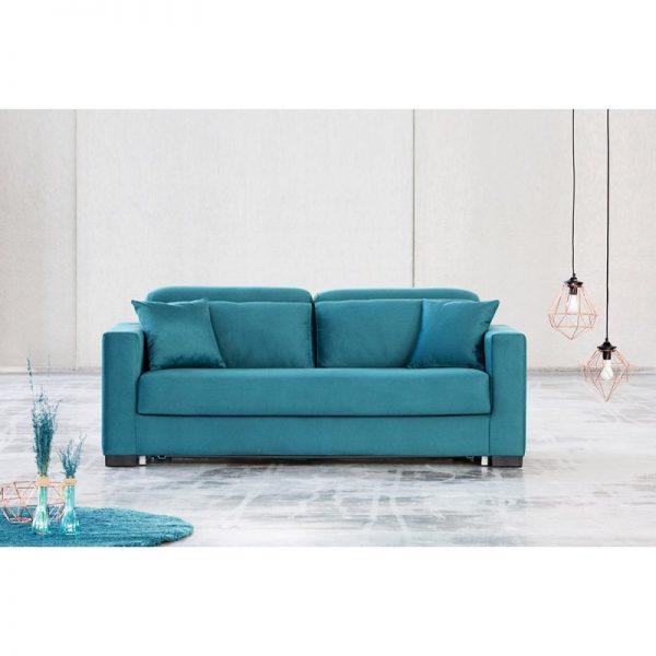 Sofa cama apertura italiana Rosana colchón 12 o 16 cm