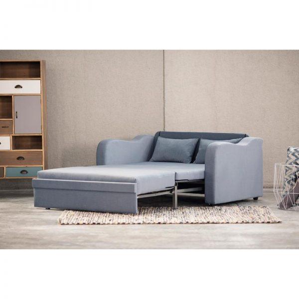 Sofá cama extensible cama 80 /120 / 150 /80+80 x 190 Leticia