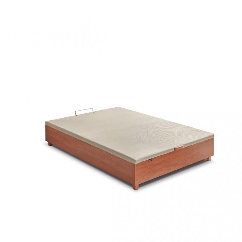 Canapé de madera abatible Notte tapa cerrada