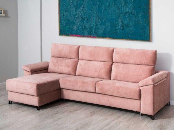 sofá cama chaise longue jessica