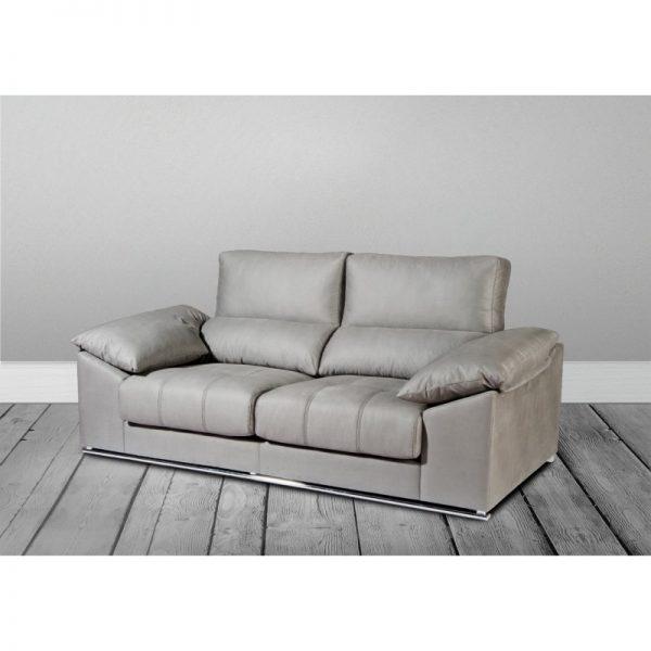 Sofá 3 Plazas Milano gran confort. Deslizante y confortable