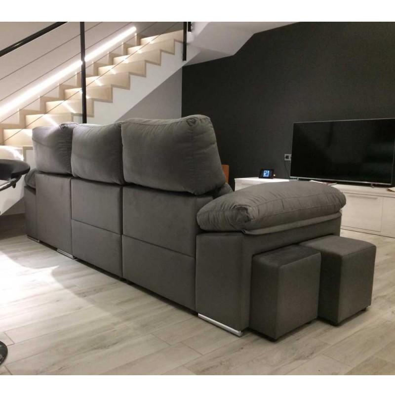 Chaise longue Relax Prada casa cliente