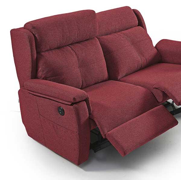brazo sofa relax botonera