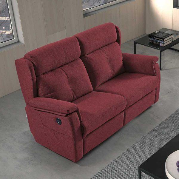 sofa 3 plazas relax kumla