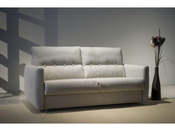 Sofá cama Marco brazo tapizado