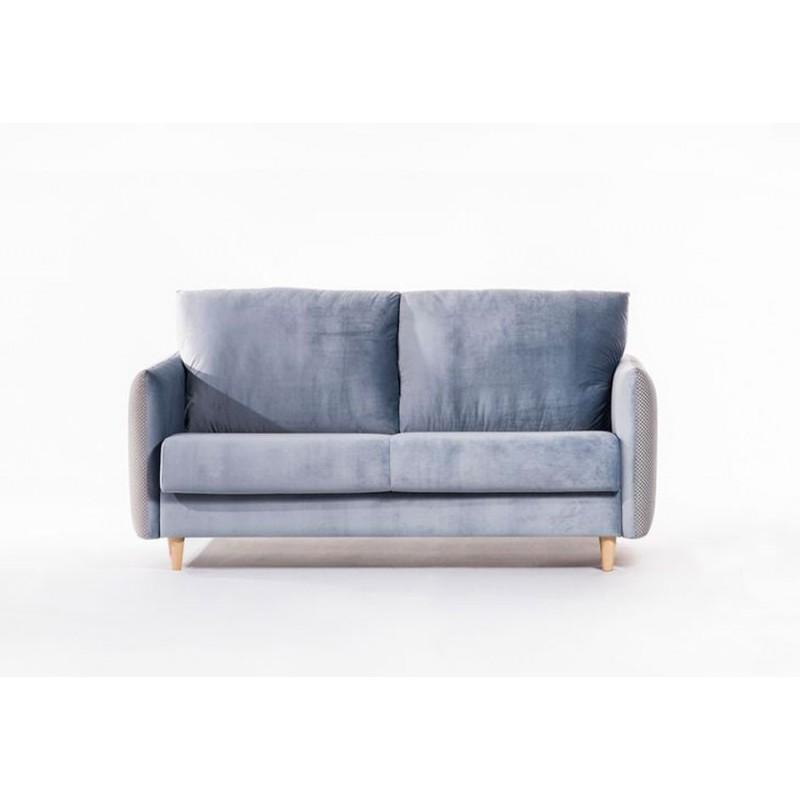 Sofá cama Elegant patas madera