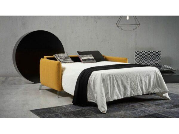 Sofá cama Elegant cama abierta