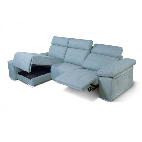 Sofá Chaise Longue Relax eléctrico Lyon