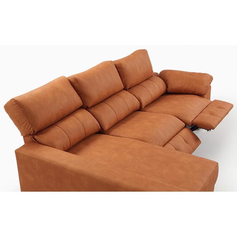 Sofá Chaise Longue Relax motorizado