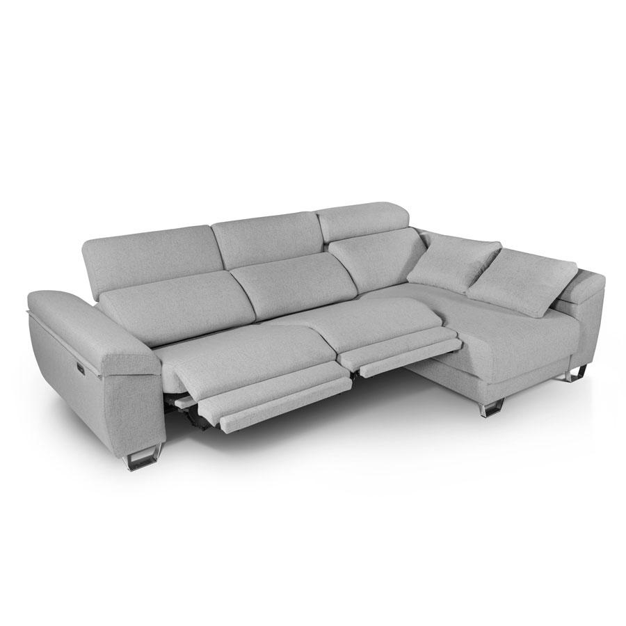 Chaise longue relax Colonia asientos motorizados