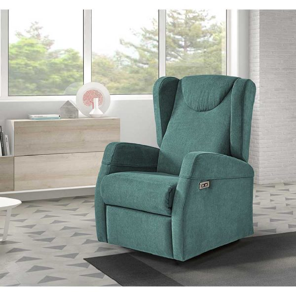 Sillon relax imperial manual y elevador