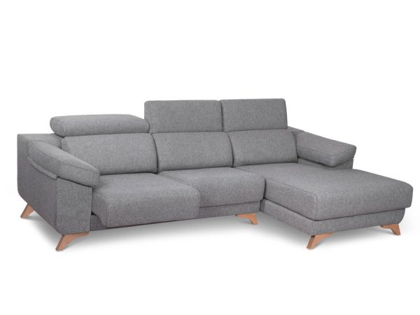 sofa deslizante Sella patas altas