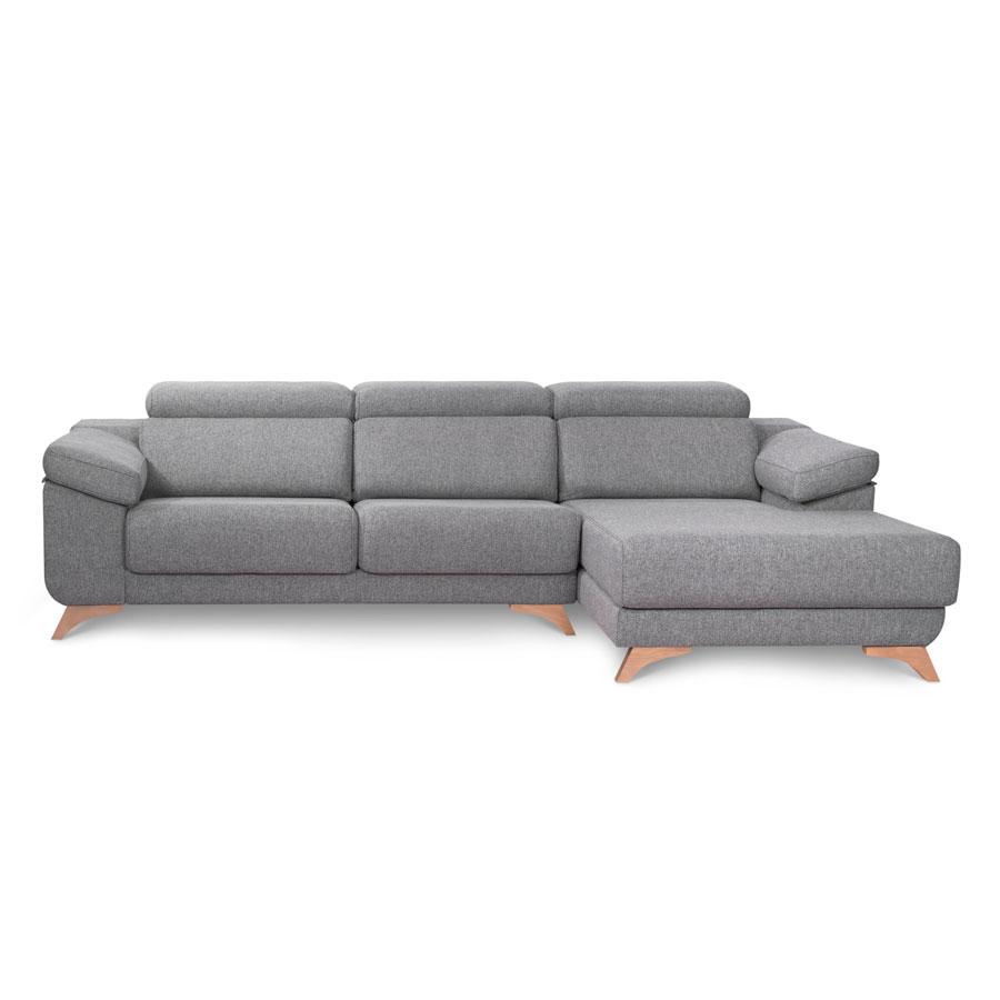 sofa deslizante Sella patas madera