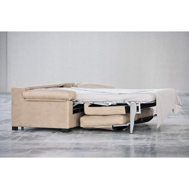 Sofá cama Marga de apertura italiana colchón 12 o 16 cm