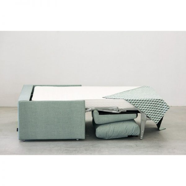 Sofá cama Seven estrecho de apertura italiana 170 cm