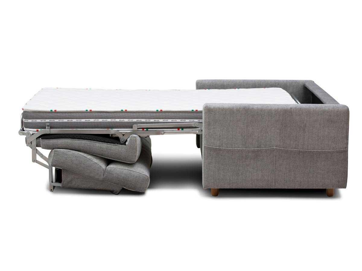 Sofa cama Eden desplegado