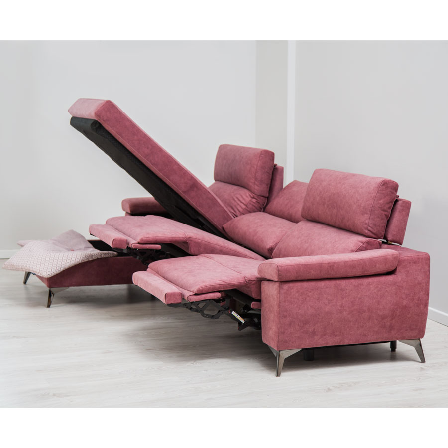 chaise longue relax misuri arcon