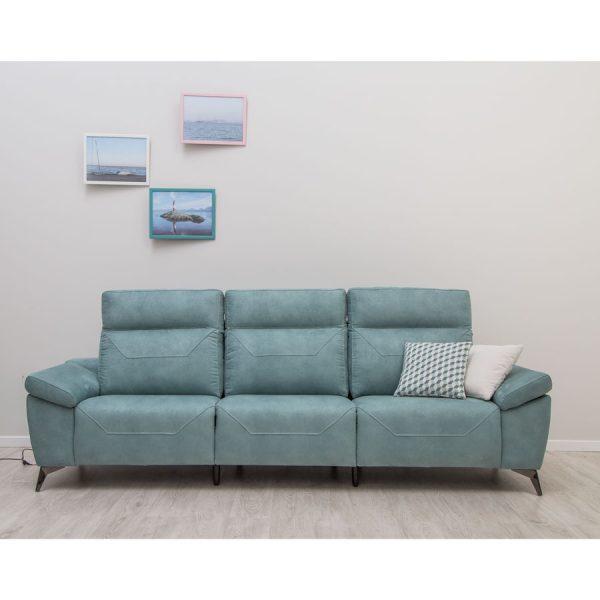 sofá relax 3 asientos tibet