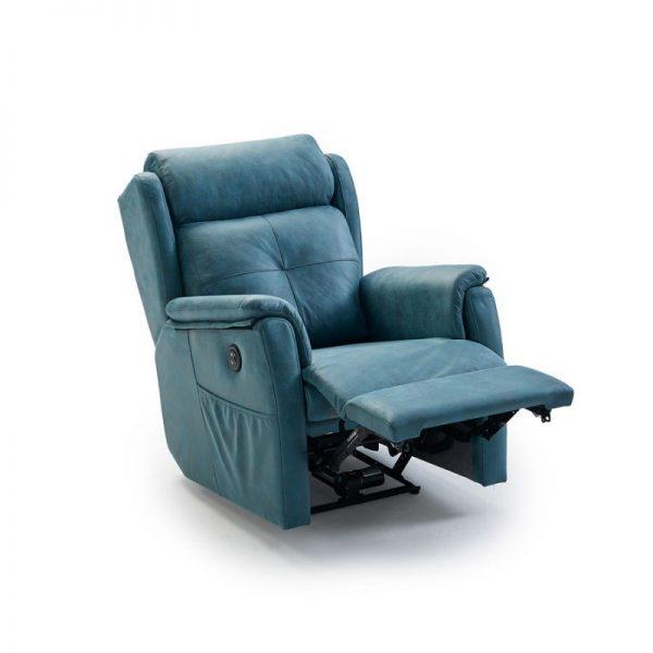 Sillón relax Opal Pared 0. Palanca - motor - elevador