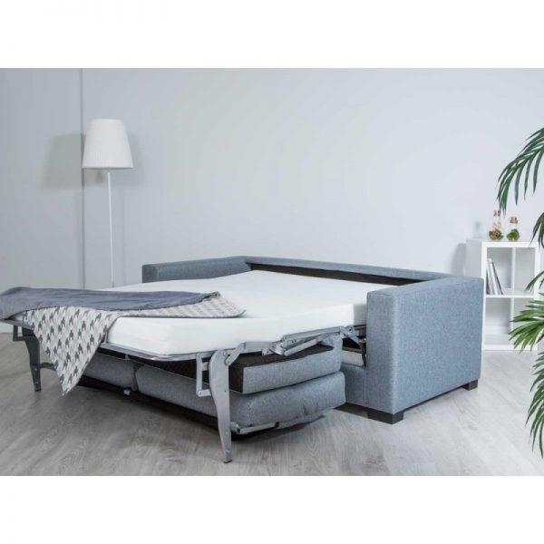 Sofá cama Ferrara de apertura italiana servicio express