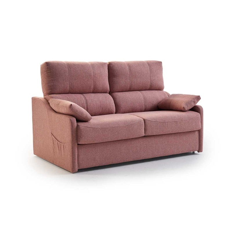 Sofá cama Cala tejido nexus para servicio express