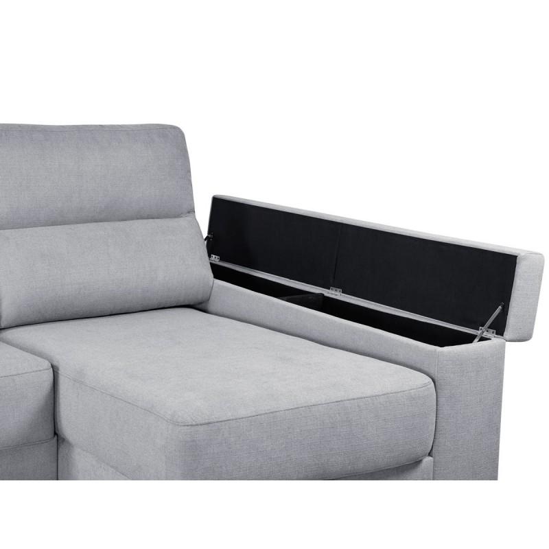 Chaise Longue Orlando asientos extraibles y 3 arcones