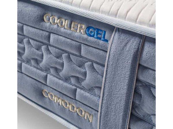 Colchón Cooler Comodón viscolástico