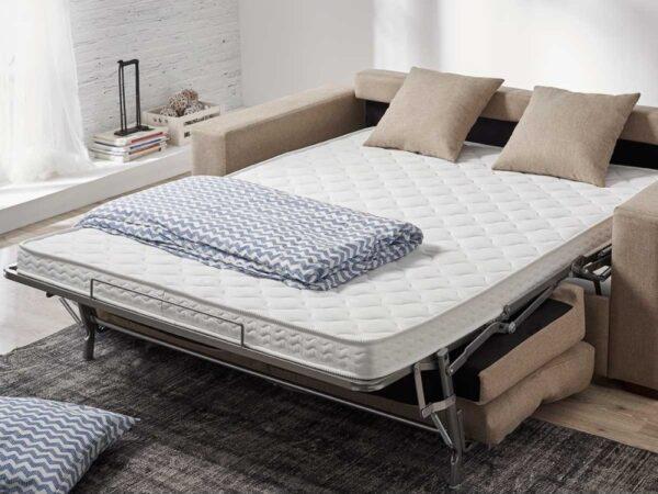 Colchón para sofá cama de 12 cm