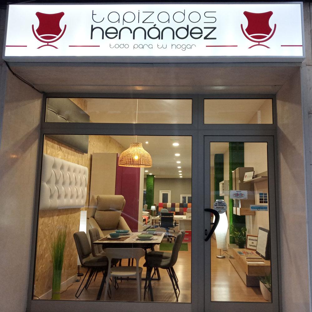 Tienda en Yecla Tapizados Hernández