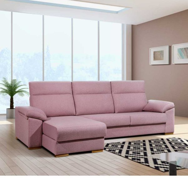 chaise longue cama Paula cama 120x190