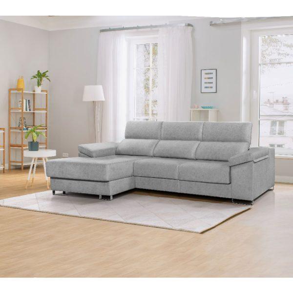 chaise longue natura deslizante cama