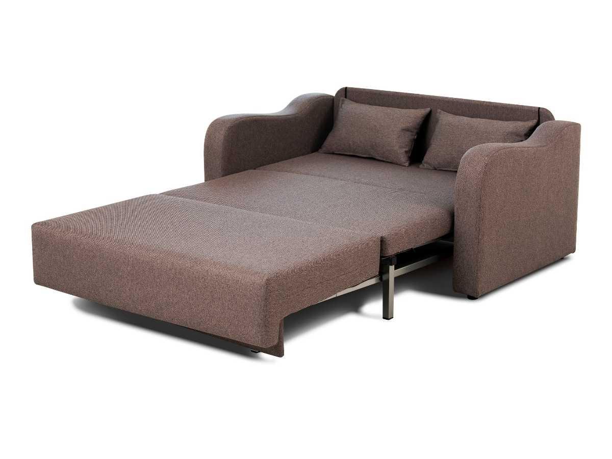 Sofá cama extensible Leticia abierto