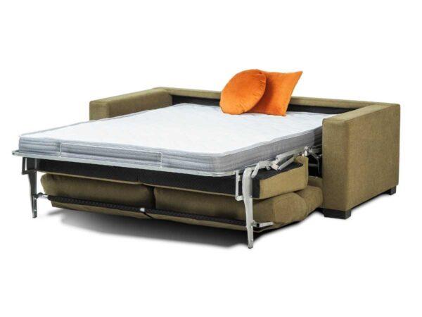 Sofa cama de apertura italiana Cayetena abierto