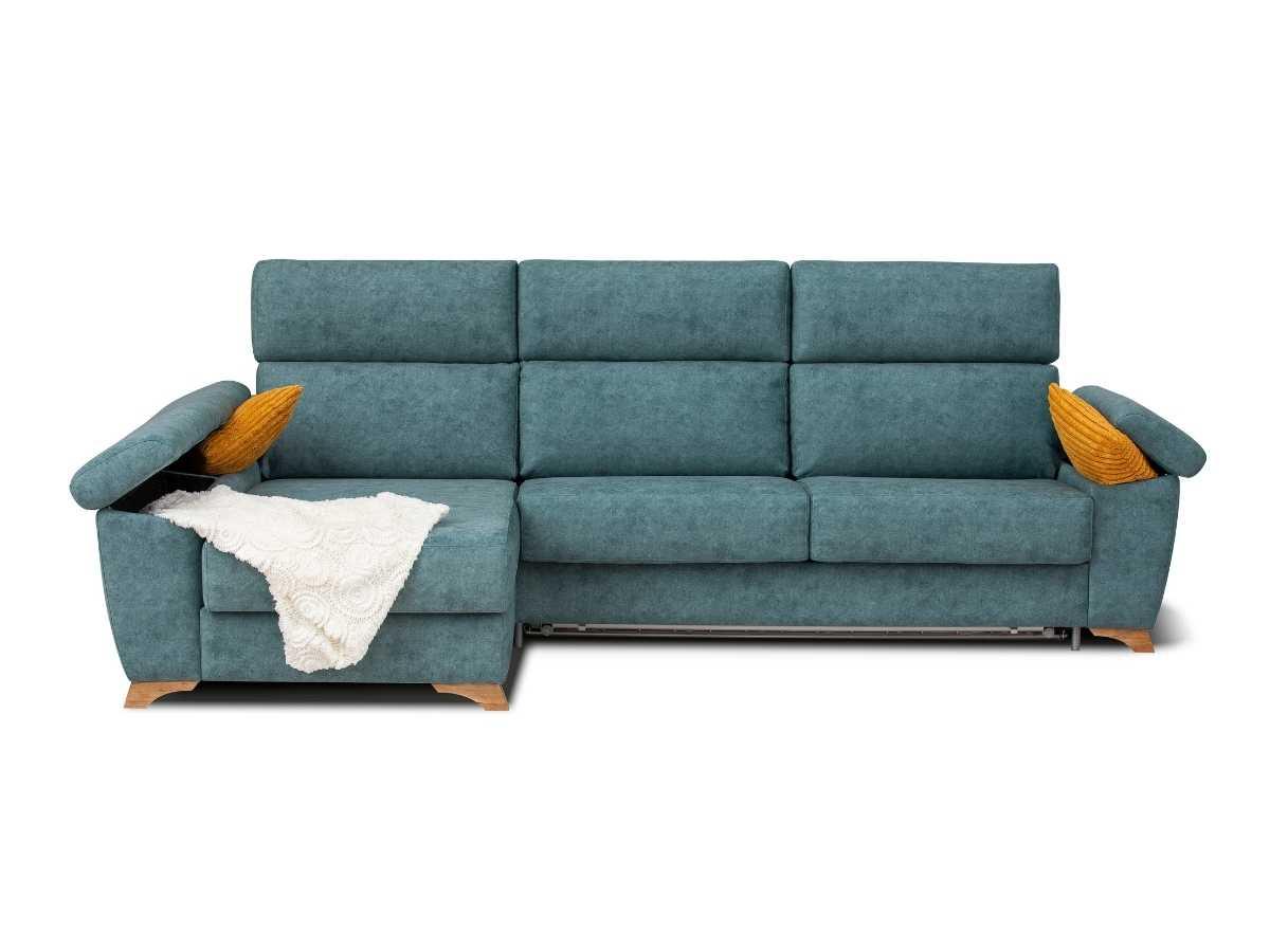 Sofa chaiselongue cama Mauro