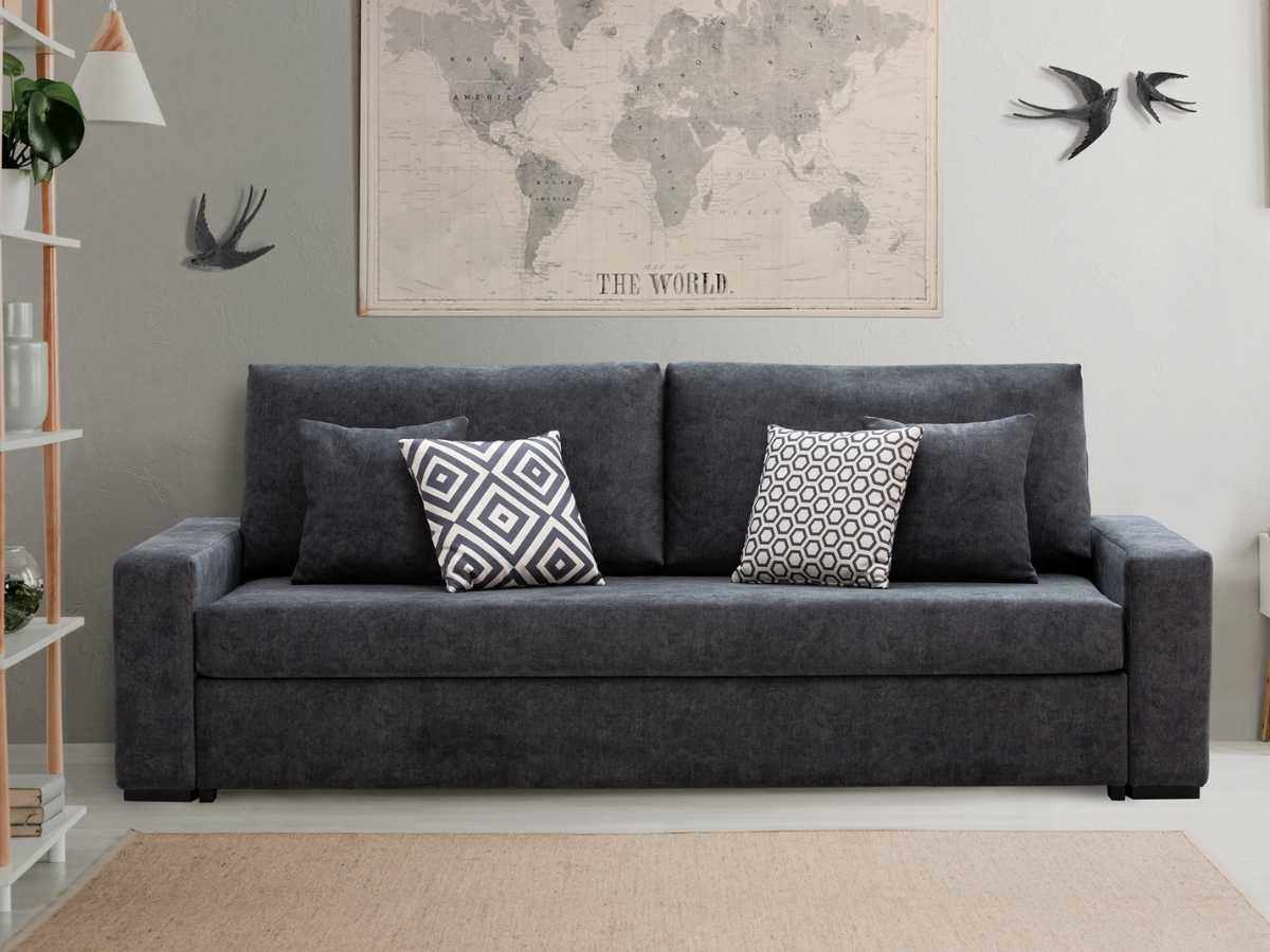 Sofa cama Hebe en salon