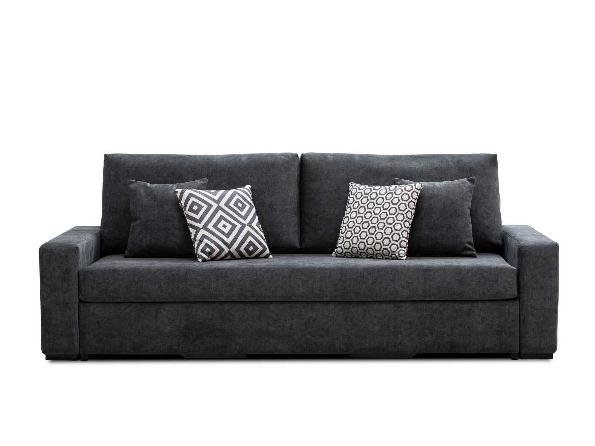 Sofa cama extensible Hebe de Tapizados Hernandez