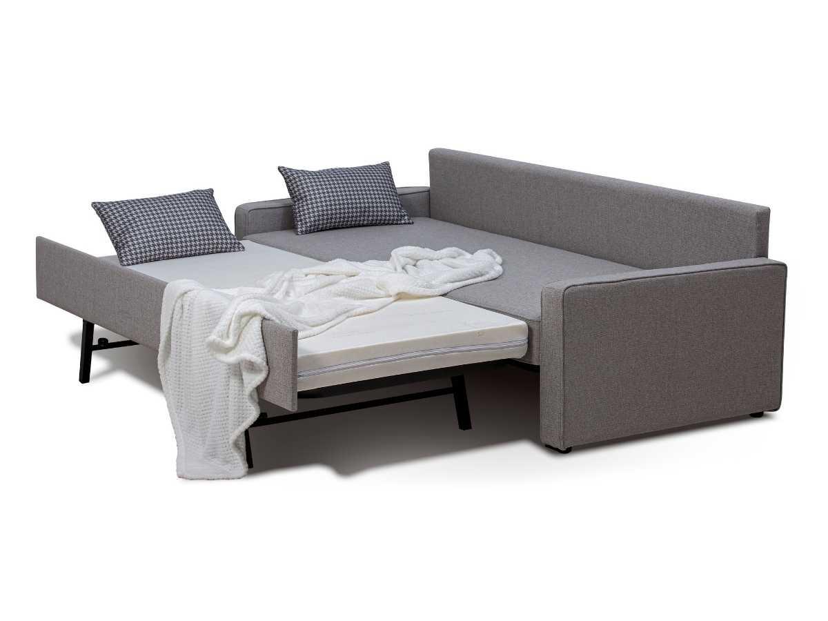 Sofa cama nido Hugo abierto