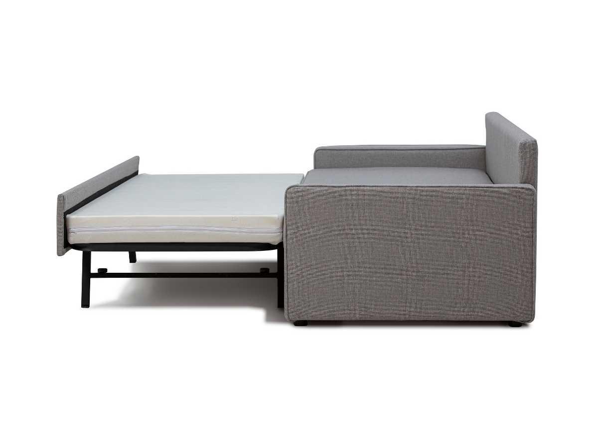 Sofa cama Hugo abierto