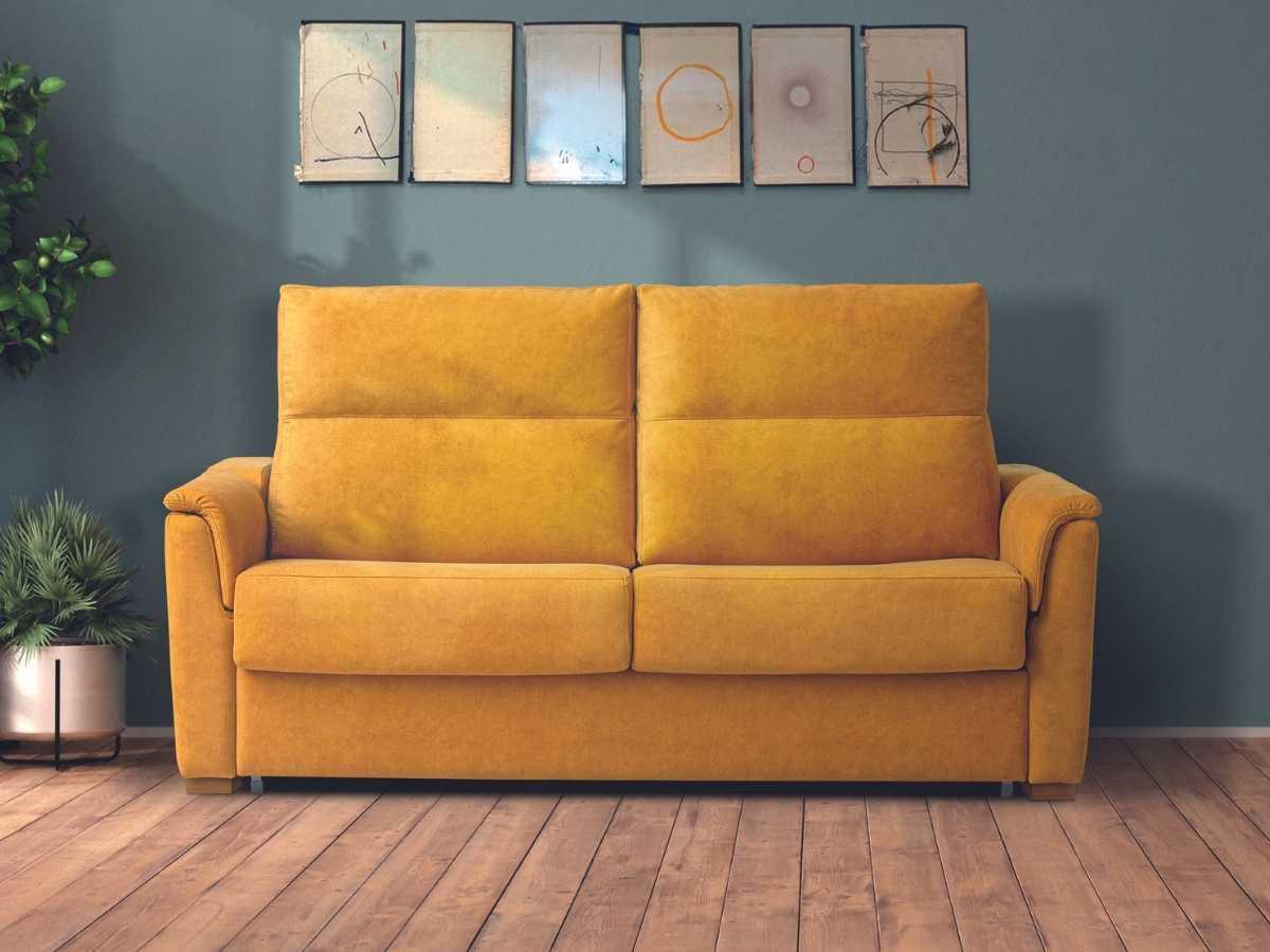 Sofa cama Marga en salon