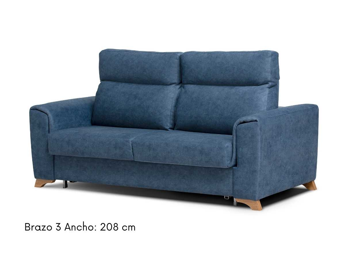 Sofa cama Nora de Tapizados Hernandez