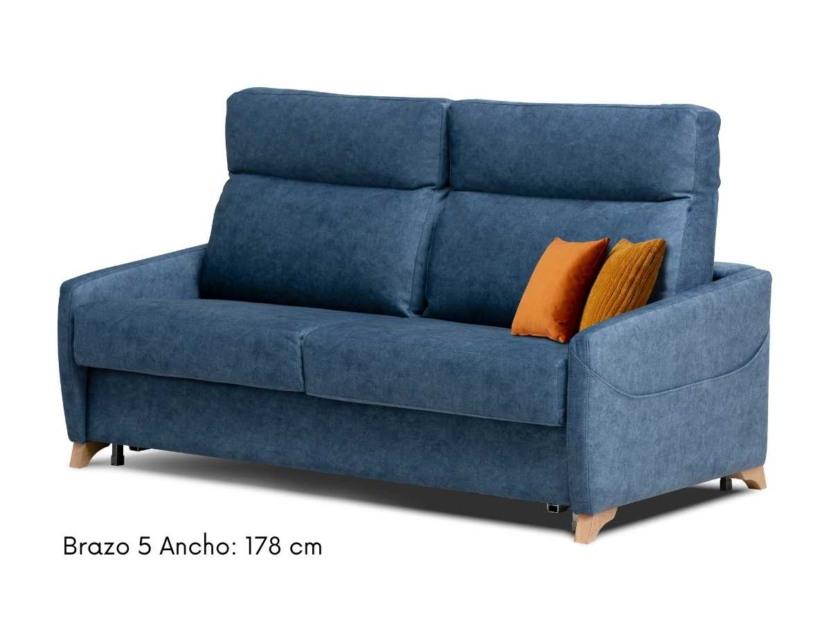 Sofa cama estrecho Nora