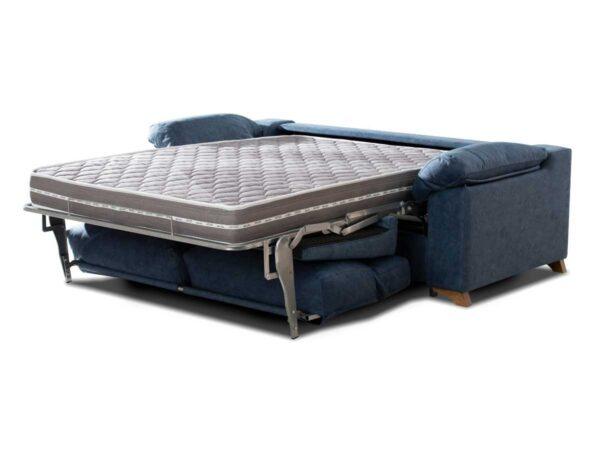 Sofa cama Nora abierto