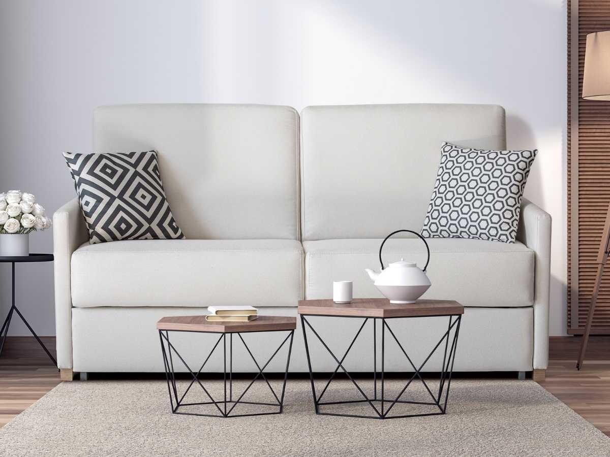 Sofa cama de apertura italiana Nyon