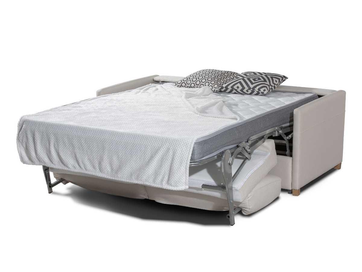 Sofa cama Nyon abierto