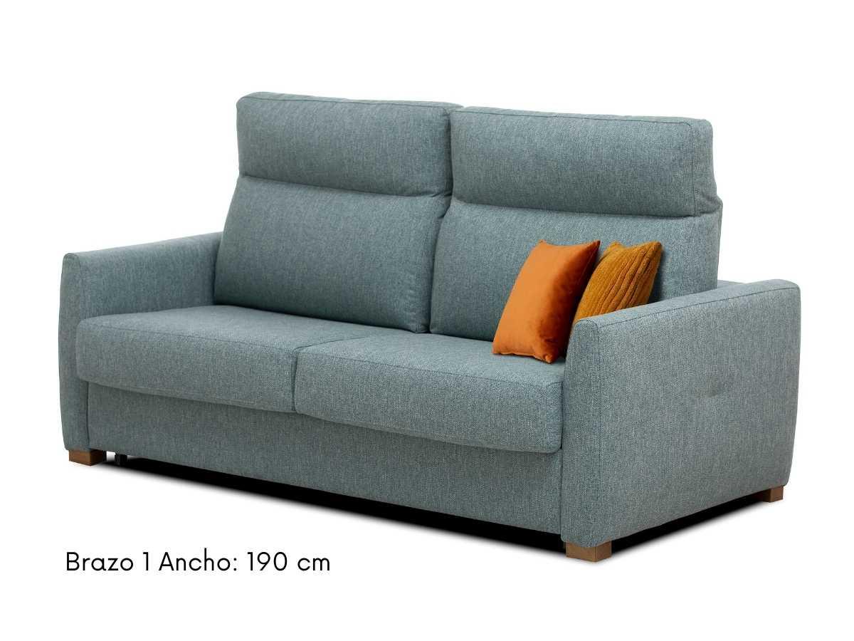 Sofa cama Paula moderno