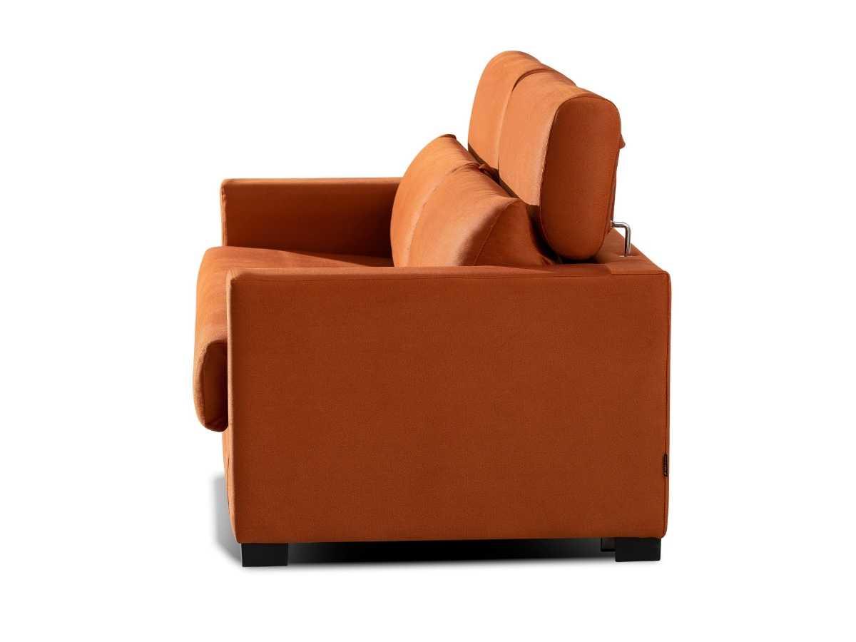 Sofa cama de apertura italiana Rosana perfil