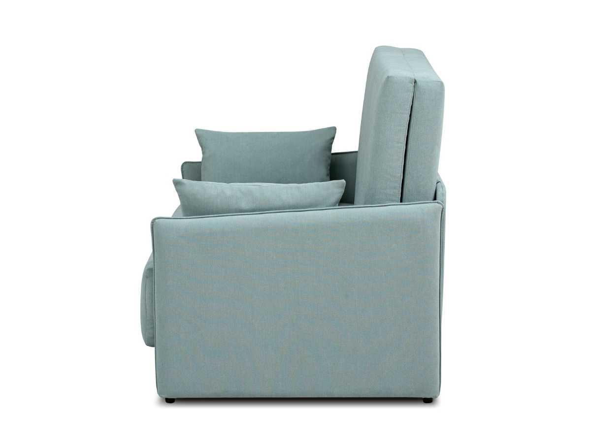 Sofa cama de apertura italiana Sofia perfil