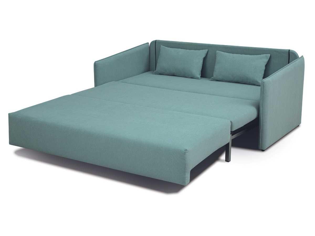 Sofa cama de apertura italiana Sofia abierto
